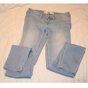 Women Hollister Jeggings size 3L